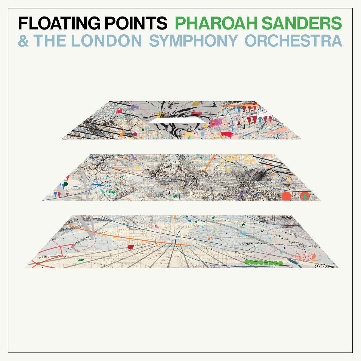Promises: a obra-prima de Floating Points e Pharoah Sanders
