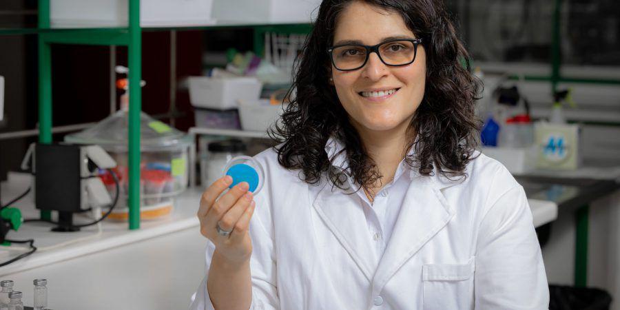 Liliana Tomé, investigadora da NOVA, distinguida com Medalha de Honra L'Oréal Portugal para Mulheres na Ciência