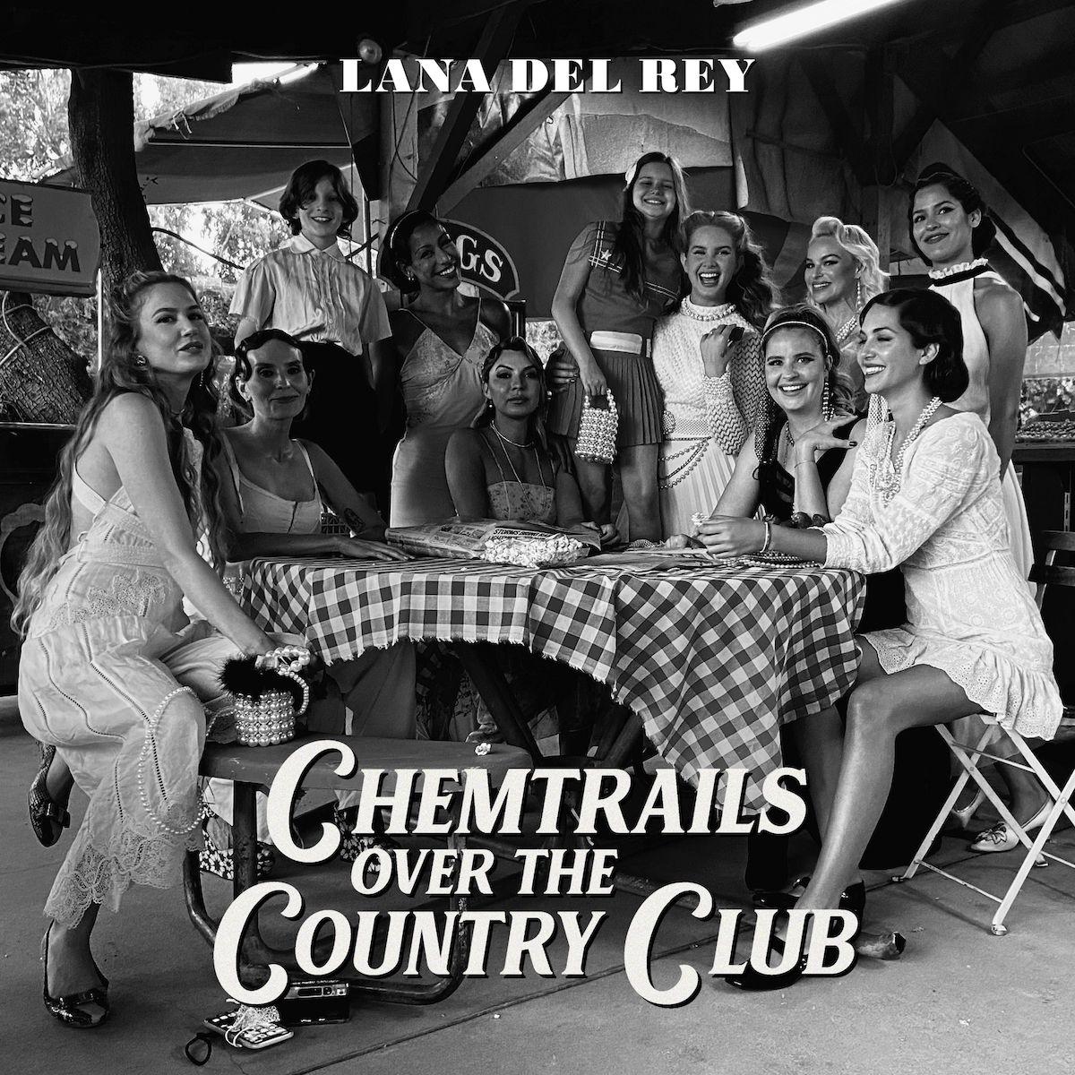 <i>Chemtrails Over the Country Club</I>: a música cinemática de Lana Del Rey a meio-gás