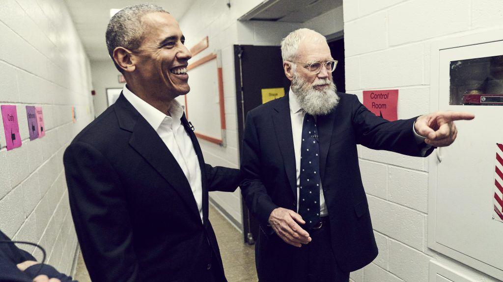 David Letterman regressa à televisão e desta vez acontece tudo na Netflix