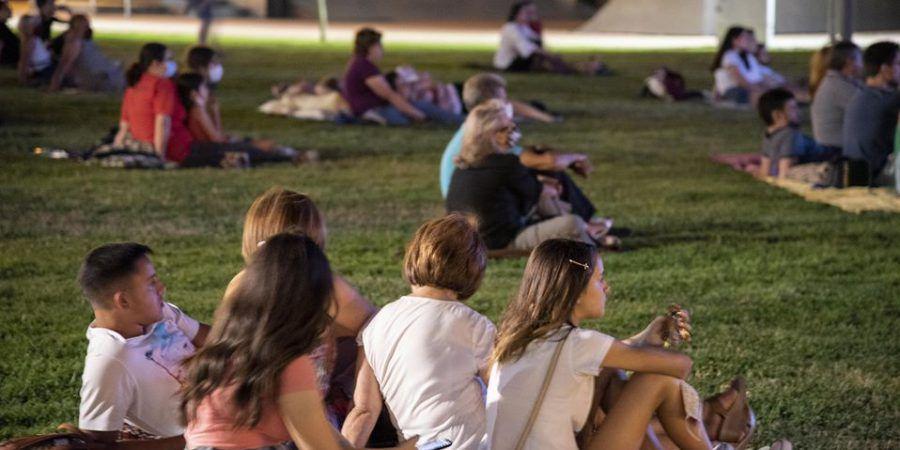 Cinema ao ar livre é aposta de Verão no Fundão