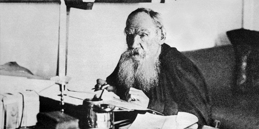 A caminhada de Liev Tolstoi pelo planeta Terra