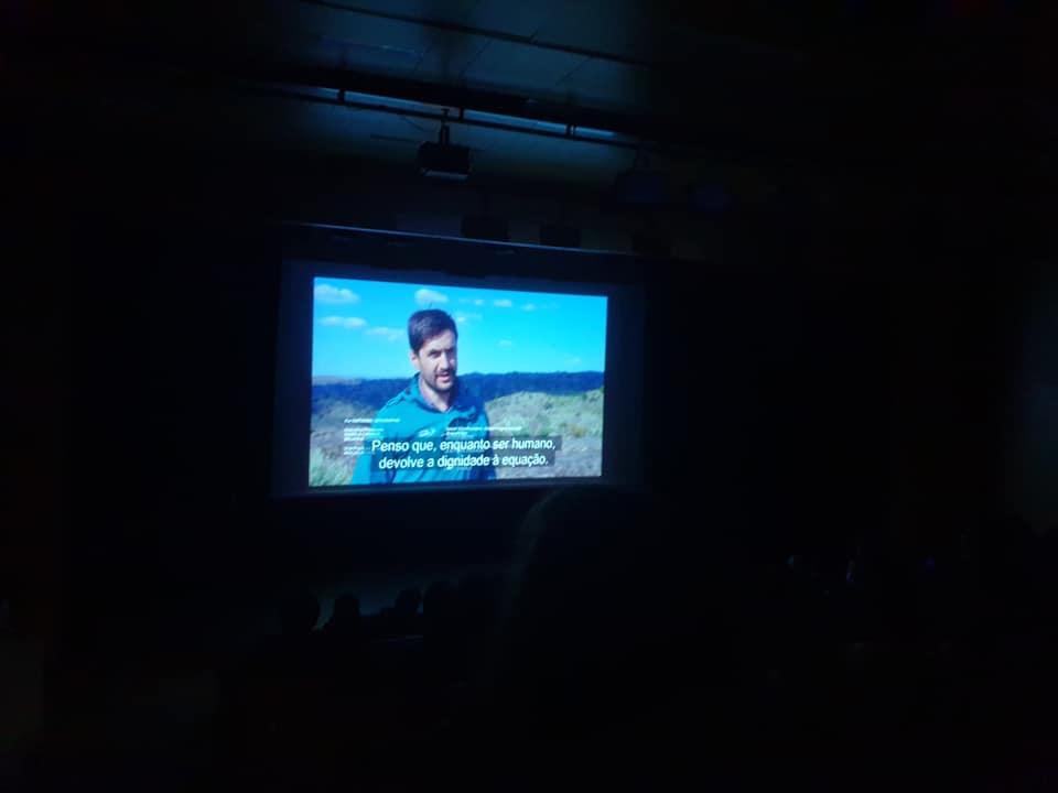 """Rewilding Portugal estreou """"The Missing Lynx"""" na Guarda"""