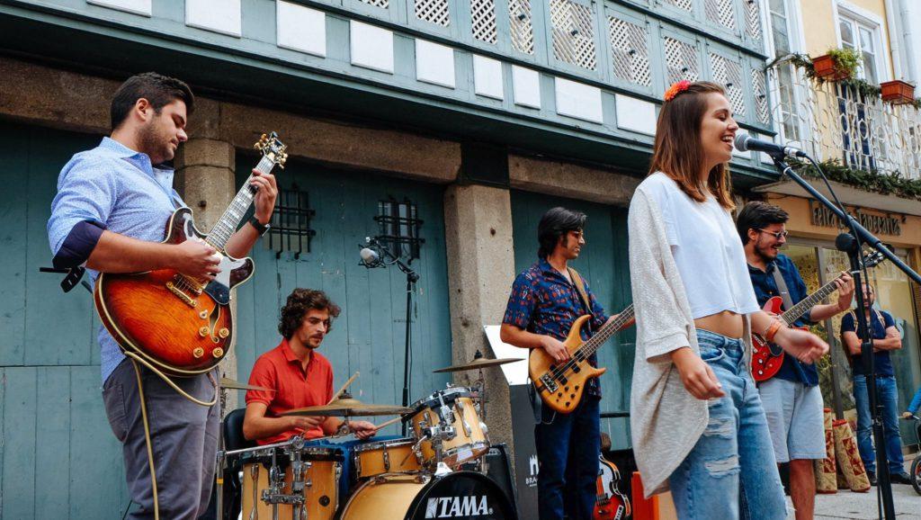 Namari: O indie rock transmontano com sotaque brasileiro