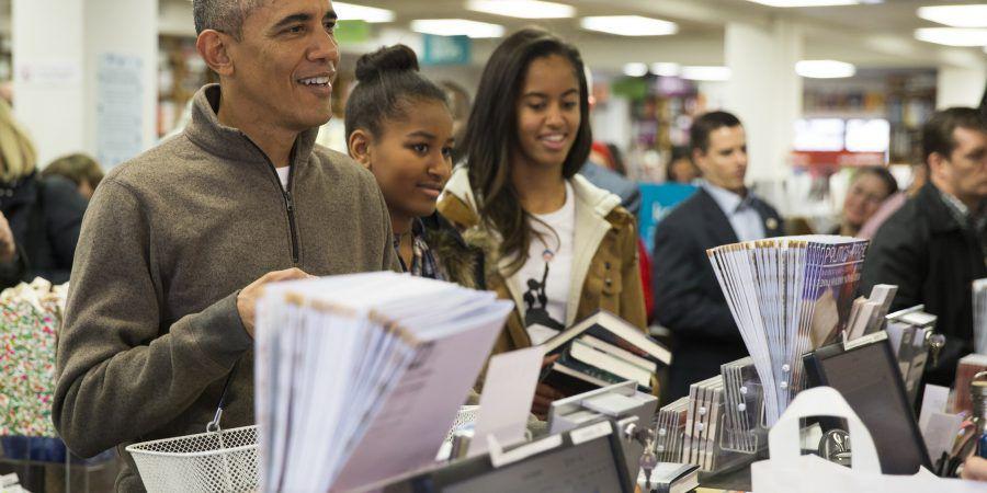 Livros, o segredo de Barack Obama na Casa Branca