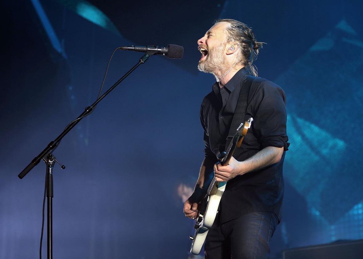 Radiohead anunciam evento de streaming mundial. Há duas lojas portuguesas associadas