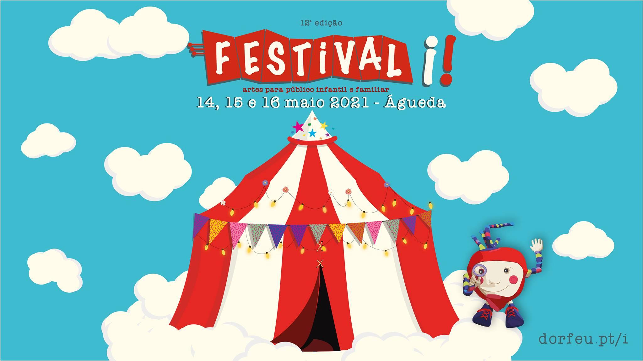 12.º Festival i! regressa a Águeda em Maio