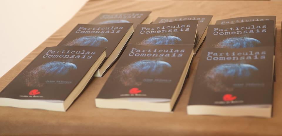 Partículas Comensais: 'escrever empobrece o que a fantasia enriquece'