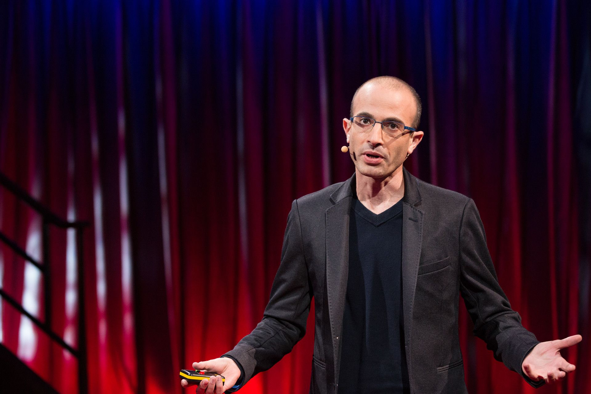 O perfil do professor e historiador Yuval Noah Harari