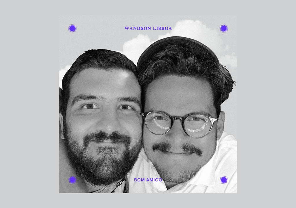 """Podcast Bom Amigo. Wandson Lisboa: """"Comecei a comprar brinquedos para me fazer companhia e, de repente, tinha a casa cheia"""""""