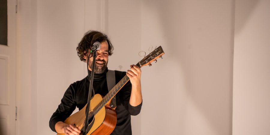 Tiny Soul Concert: Valter Lobo e o seu emocional folk fafense