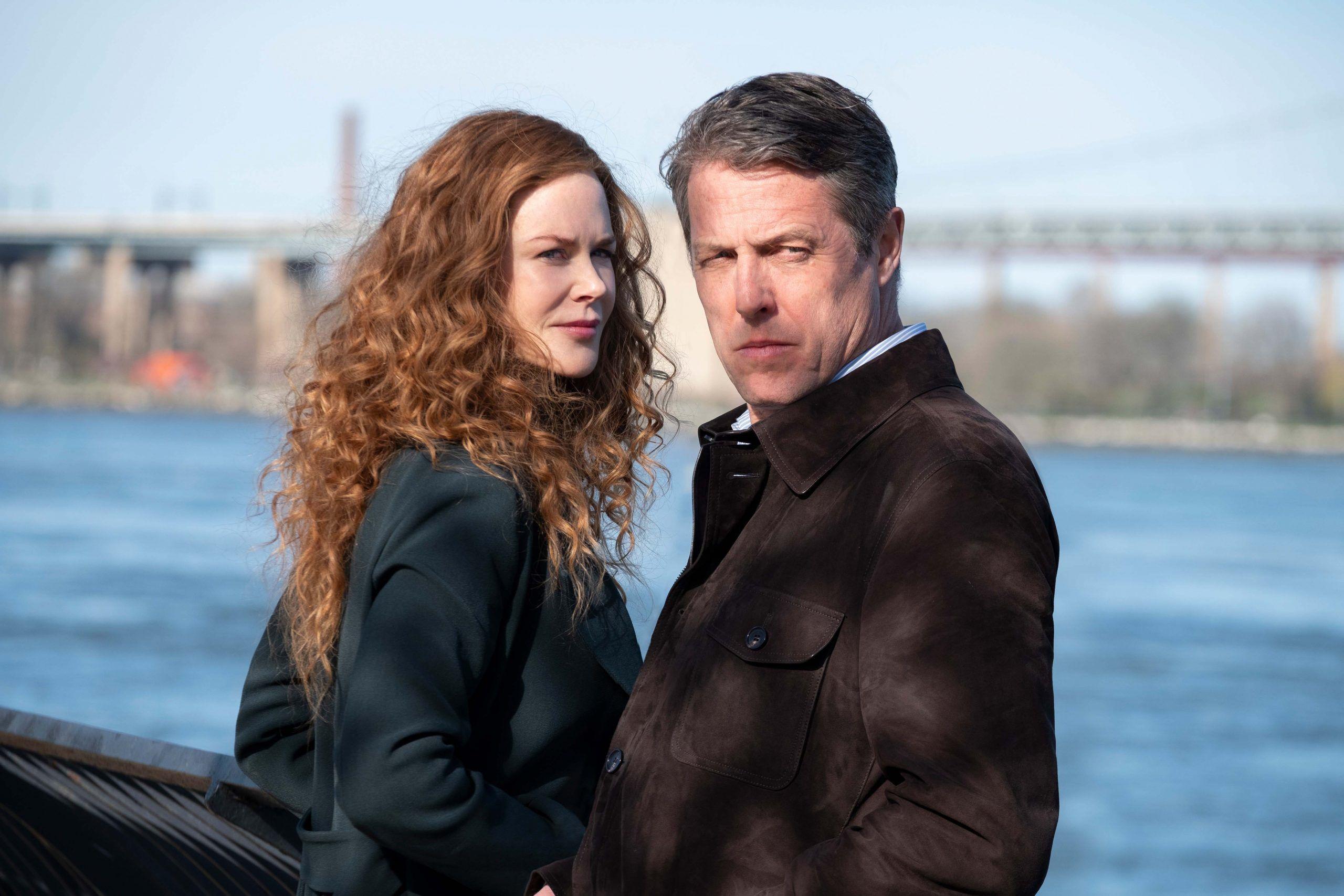 """David E. Kelley, criador de """"Big Little Lies"""", tem nova série com Nicole Kidman e Hugh Grant"""