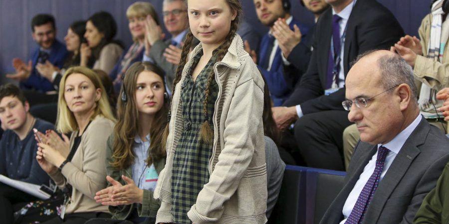 Parlamento português convida jovem activista Greta Thunberg para discursar sobre alterações climáticas