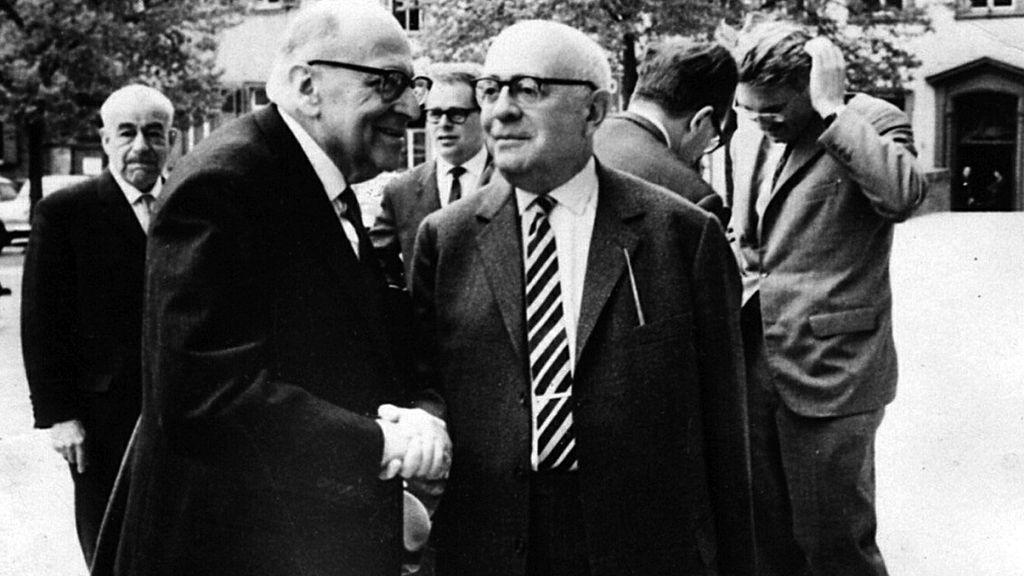 A escola de Frankfurt e a Teoria Crítica
