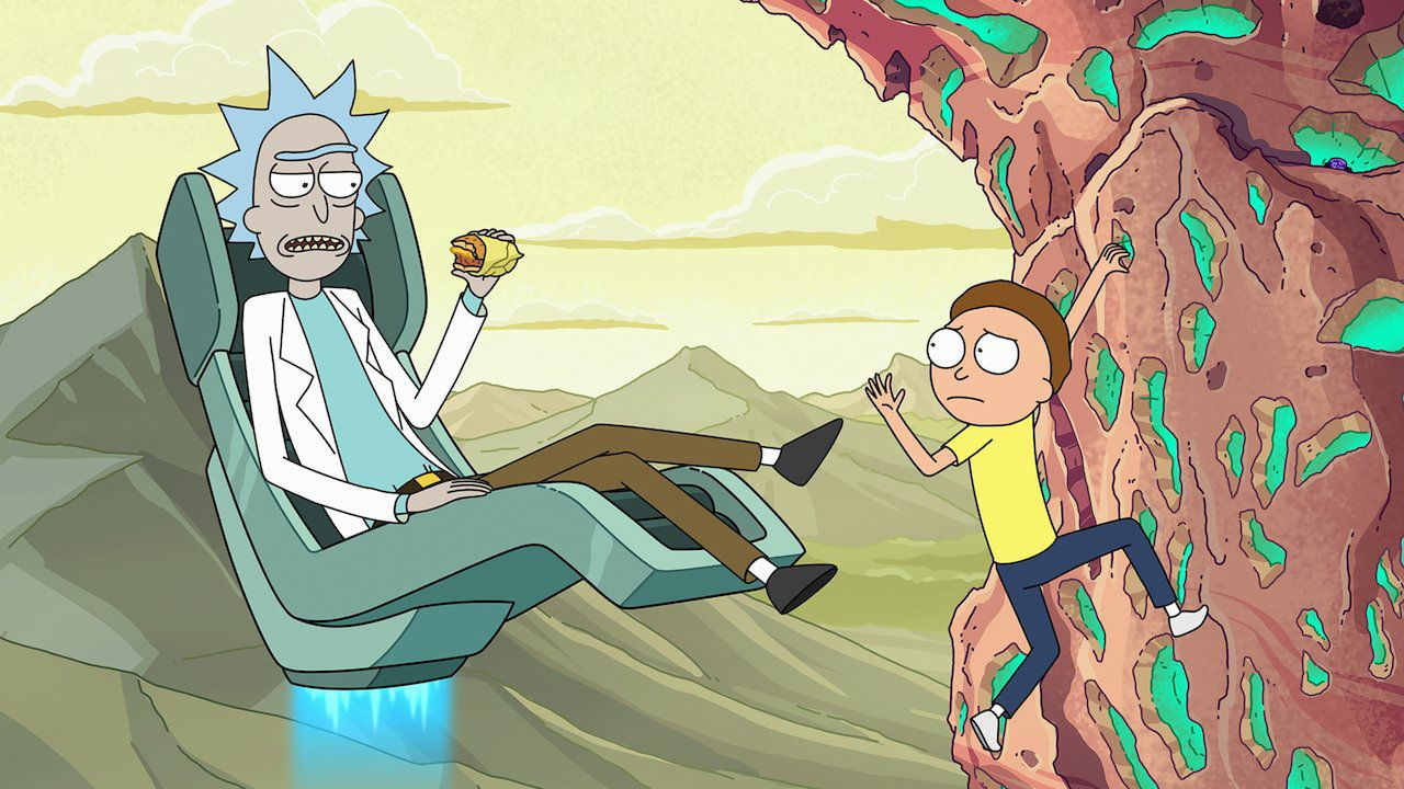 """Nova temporada de """"Rick and Morty"""" será exibida na HBO Portugal"""