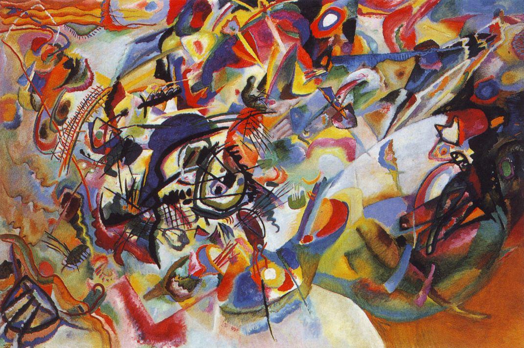 Kandinsky e a essência da arte