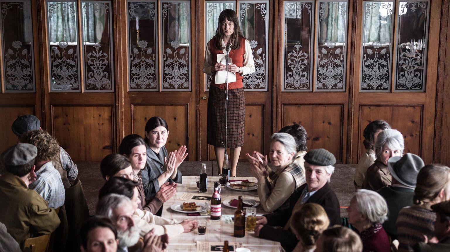 Passatempo KINO: 'A Ordem Divina', da realizadora Petra Biondina Volpe