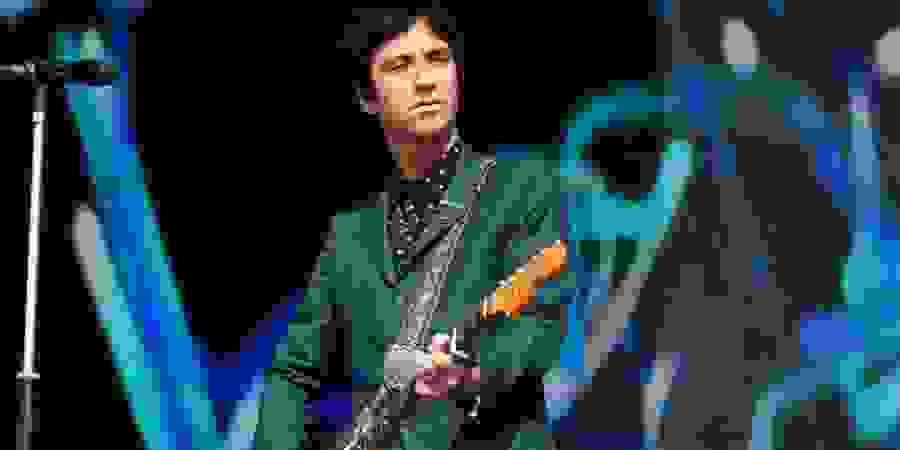 Johnny Marr, antigo membro da banda The Smiths, vai estar no NOS Alive'19