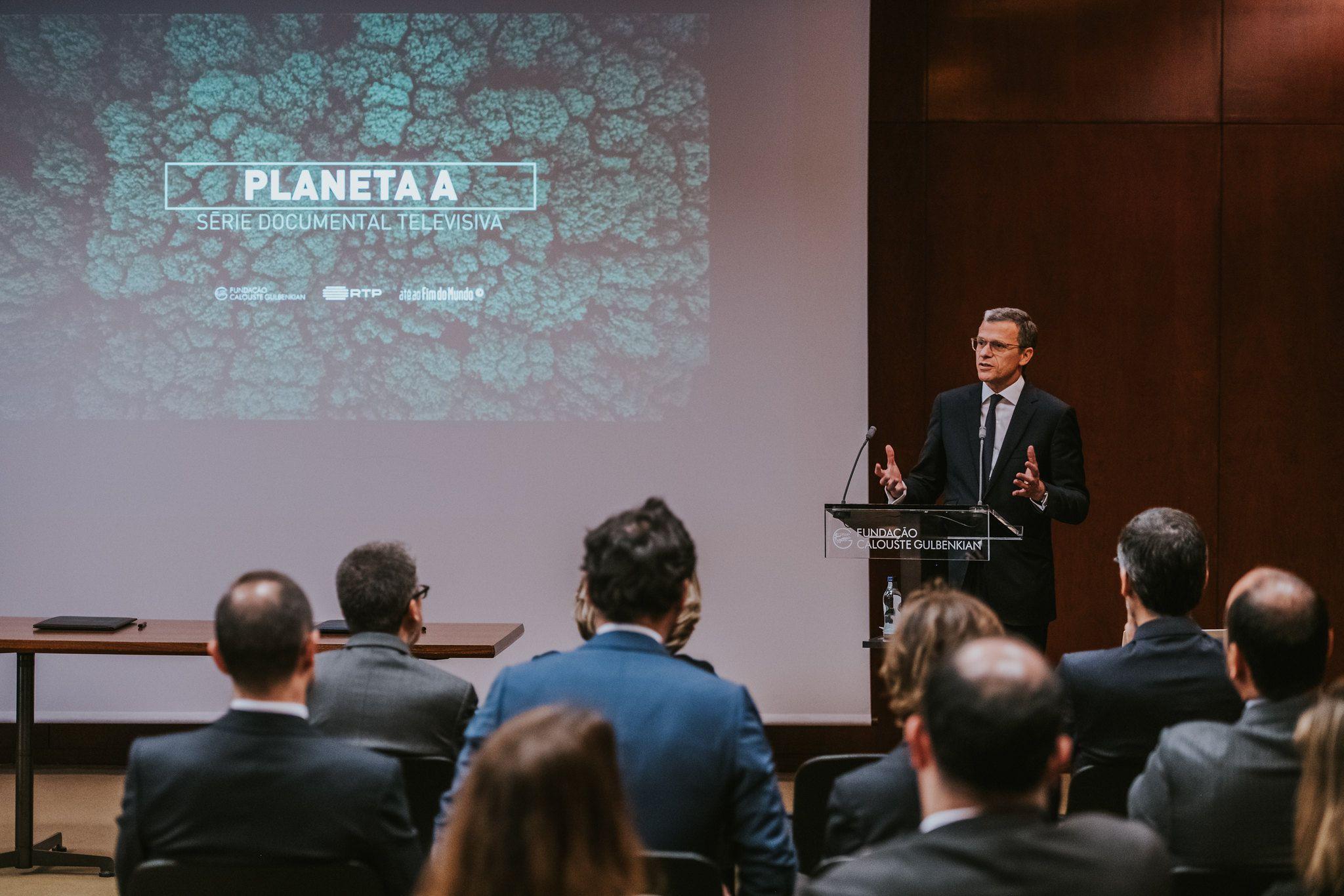 """""""Planeta A"""": RTP e Fundação Calouste Gulbenkian juntam-se e criam série documental sobre sustentabilidade"""