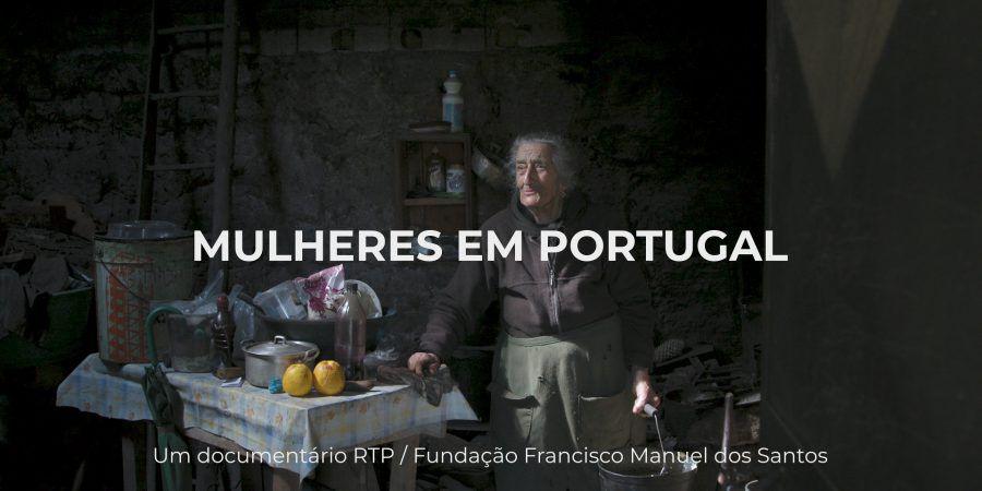 """""""Mulheres em Portugal"""". RTP estreia série documental sobre como é ser-se mulher em Portugal nos últimos 40 anos"""