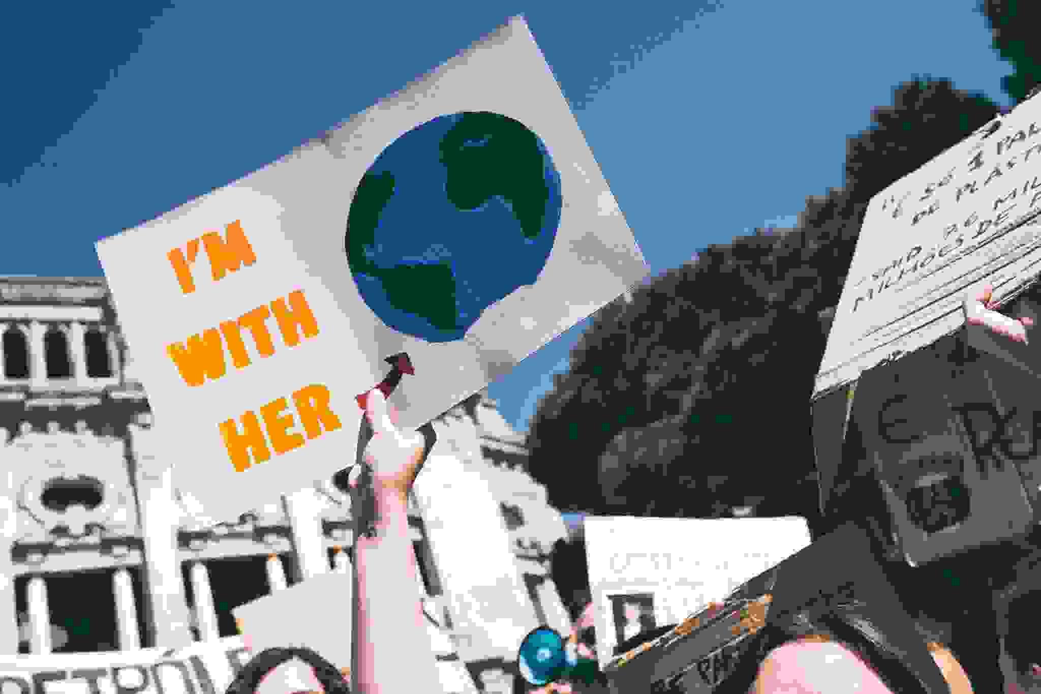 Estudantes voltam a fazer greve pelo clima na próxima sexta-feira