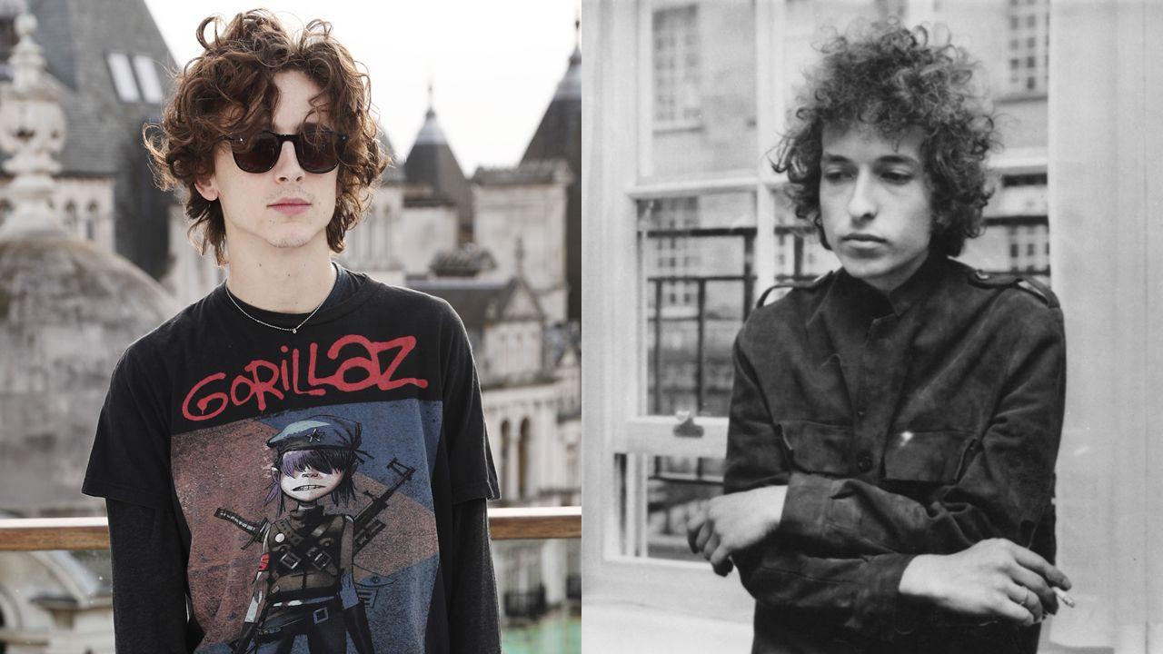 Timothée Chalamet vai interpretar Bob Dylan num novo filme biográfico do músico