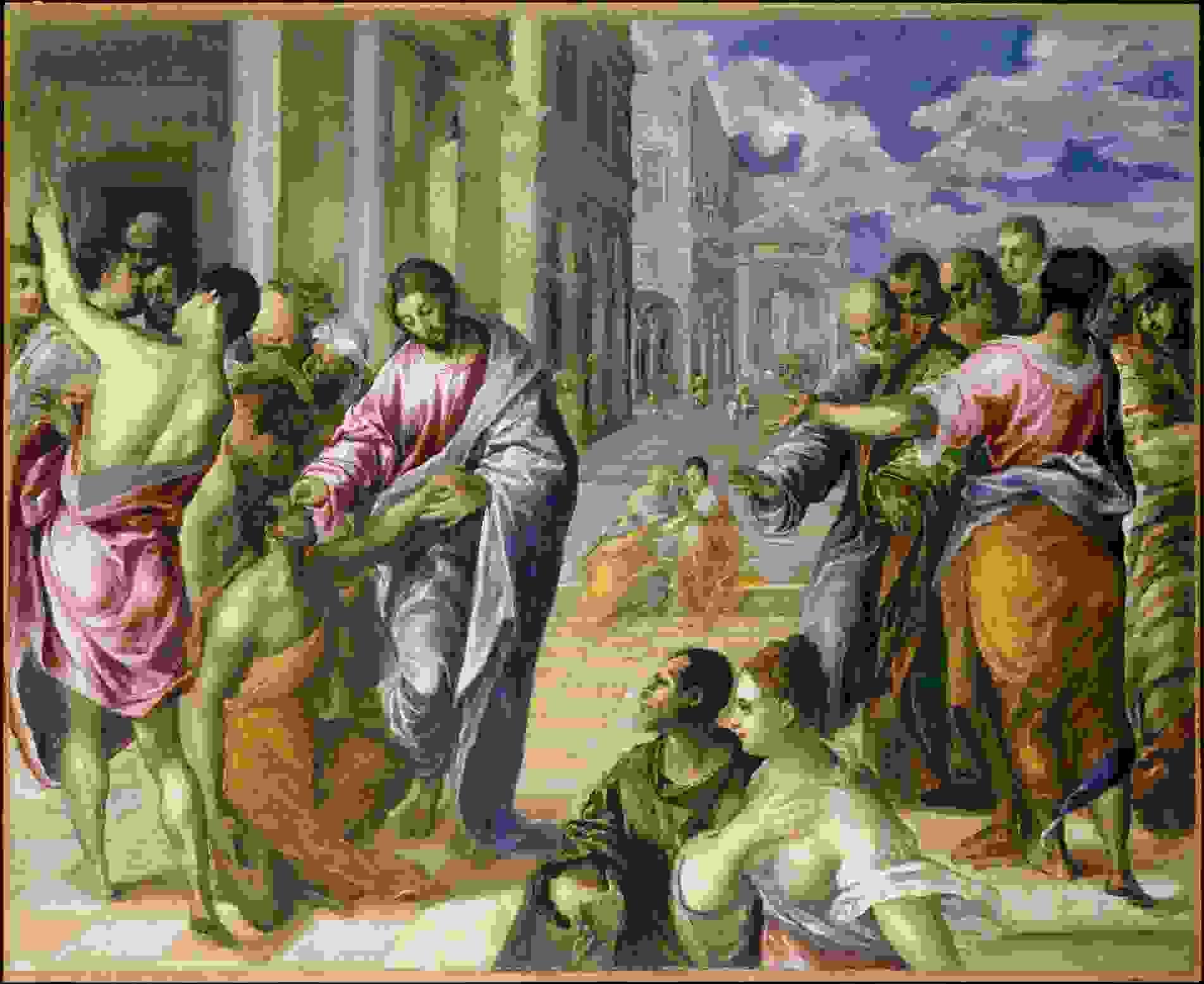 Jesus e a teologia da doença