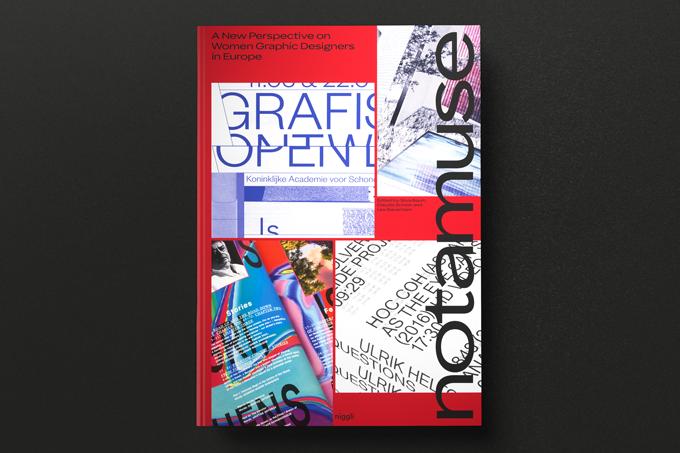 """""""notamuse – The Book"""": Uma nova perspectiva sobre o universo feminino do designer gráfico na Europa"""