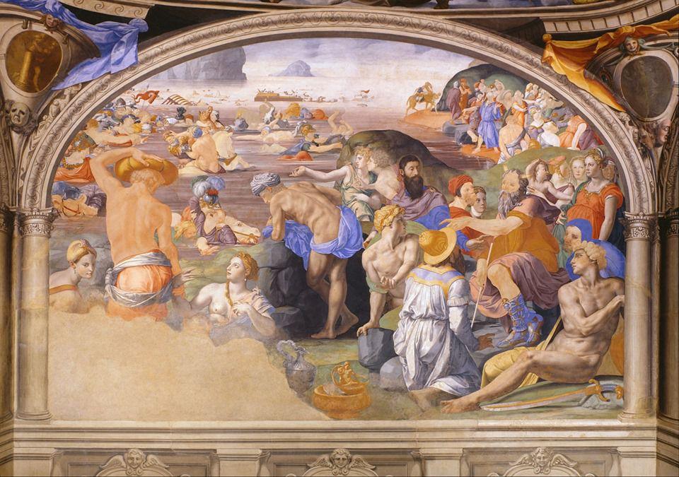 Bronzino em Florença