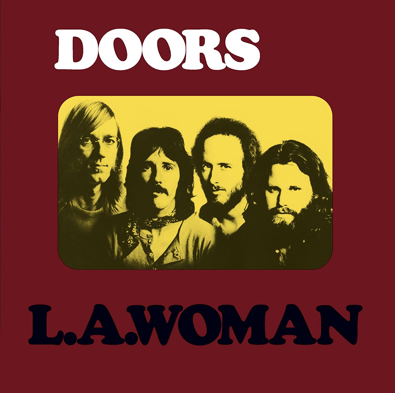 """L.A. Woman"" dos The Doors celebra 50 anos"