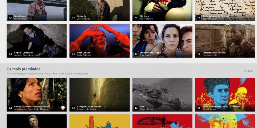 Como ver cinema português na internet (legalmente)
