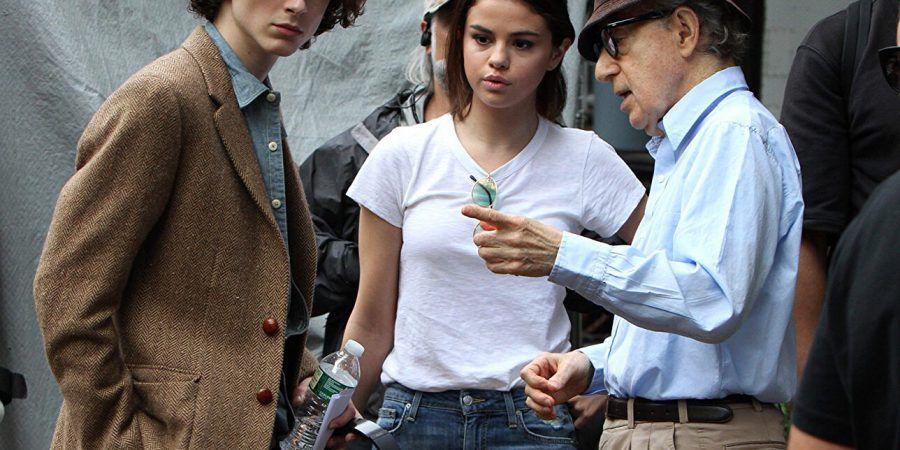 "Novo filme de Woody Allen, ""A Rainy Day in New York"", estreia nos cinemas portugueses"