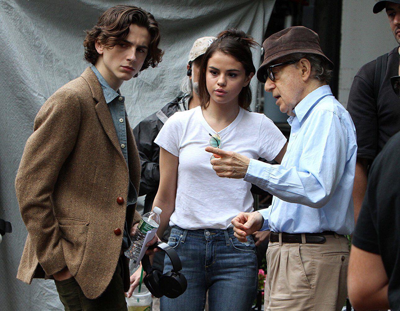 """A Rainy Day in New York"", novo filme de Woody Allen, estreia nos cinemas portugueses"