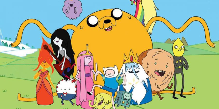 "É tempo de voltar a juntar os amigos, a série ""Adventure Time"" está de volta"