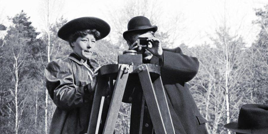 """""""Be Natural"""": o resgate de uma das primeiras pioneiras do cinema"""