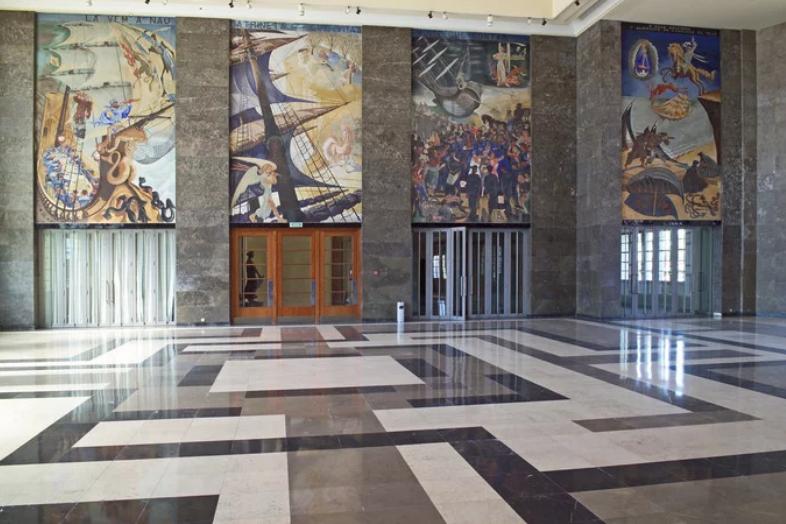 Porto de Lisboa anuncia visitas gratuitas a murais de Almada Negreiros