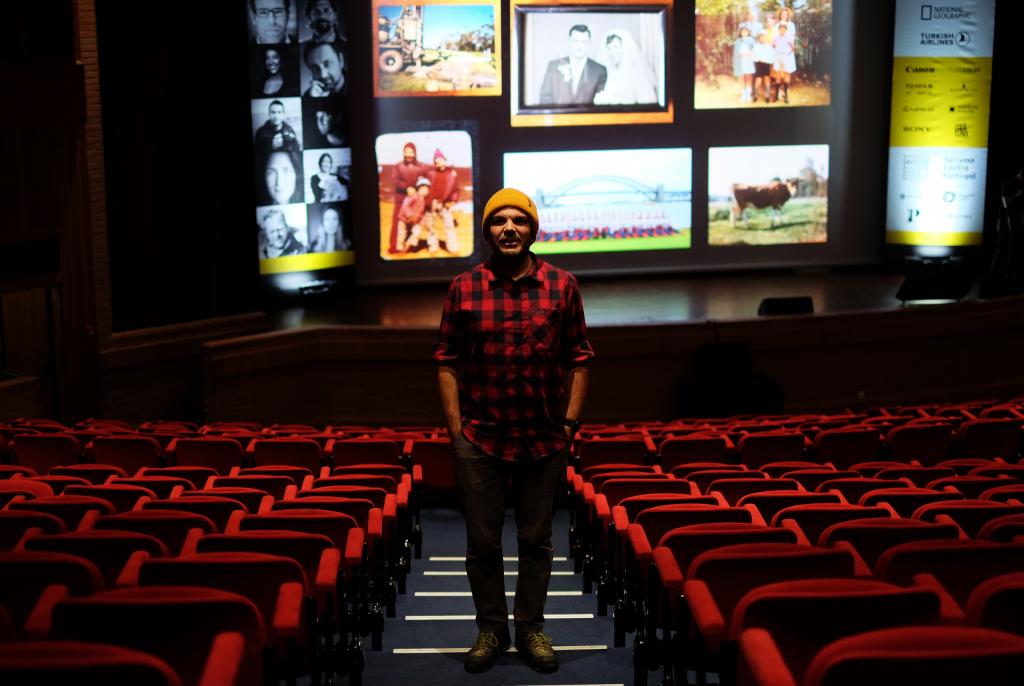 """Bernardo Conde: """"O National Geographic Exodus Aveiro Fest procura fazer reflectir, levantar questões e tenta provocar a mudança"""""""