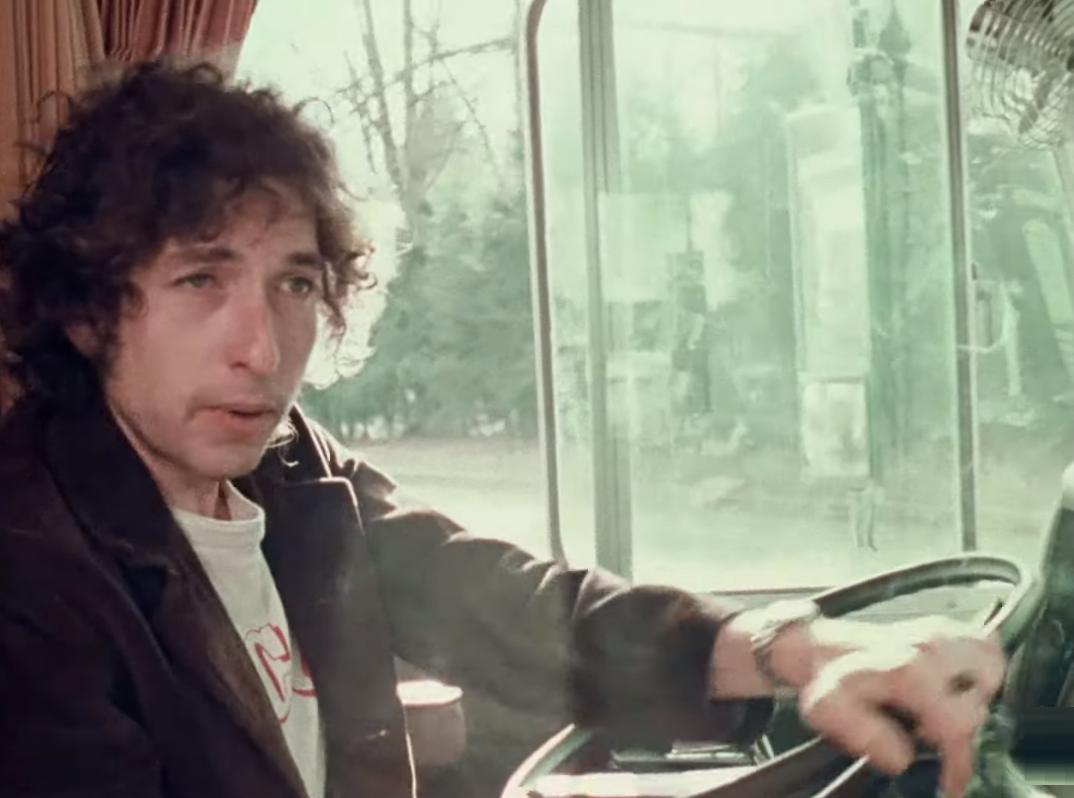 Primeiro teaser do documentário de Martin Scorsese sobre Bob Dylan