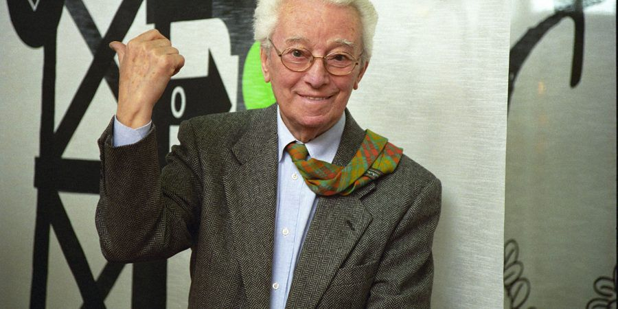 Bruno Munari, um dos principais nomes na teoria e prática do design