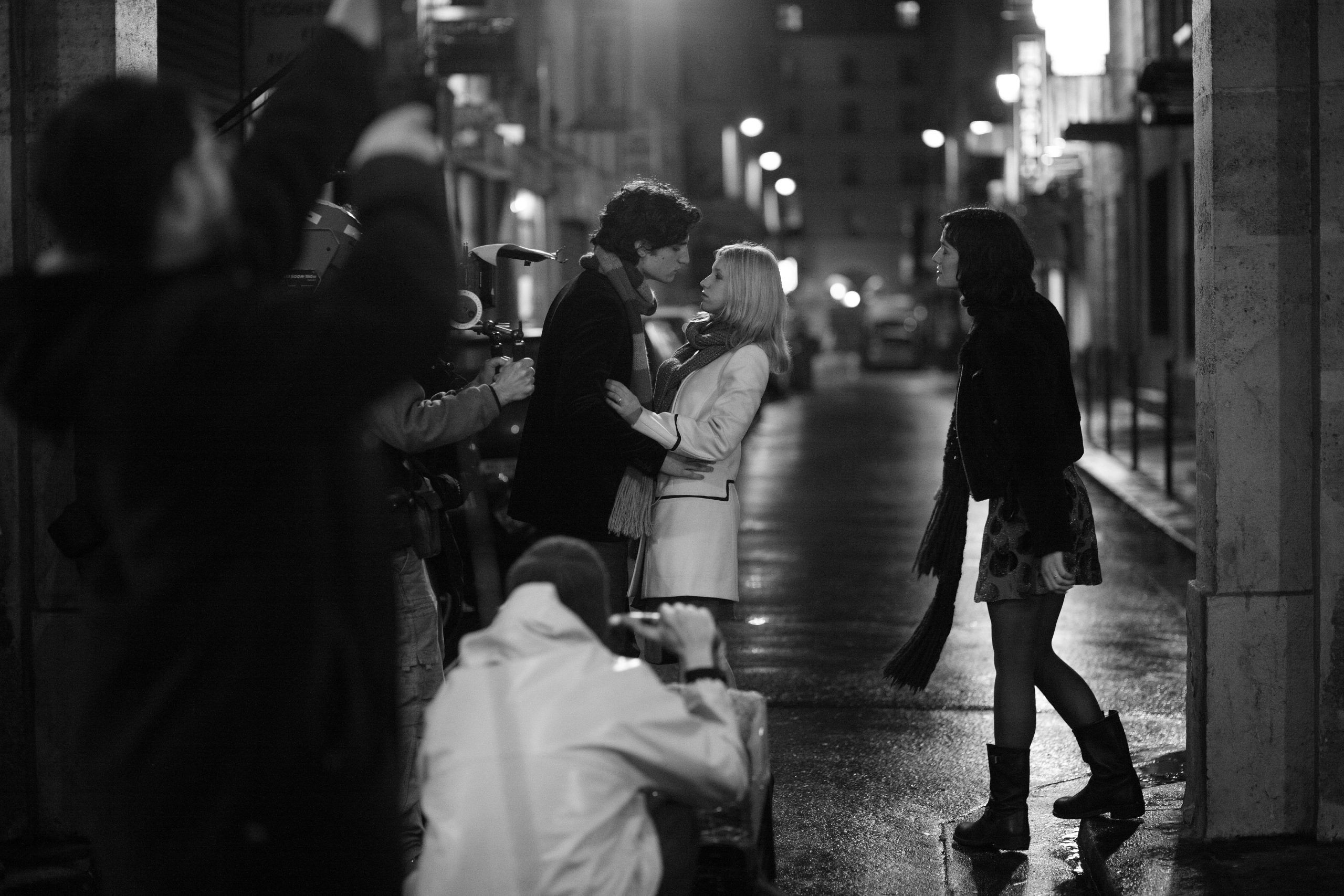 """Christophe Honoré: """"Paulo Branco é o único produtor em Paris que, depois de um café, assina um contrato de três filmes"""""""