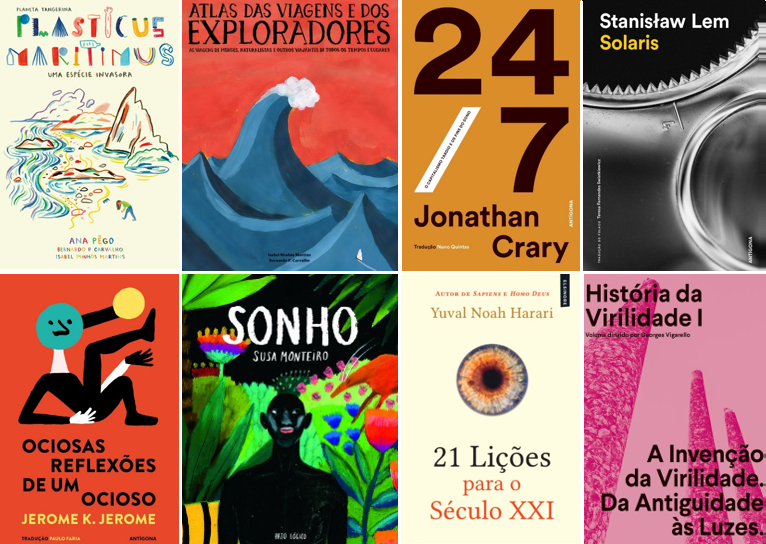 8 livros que podes oferecer no Natal