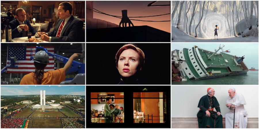 Filmes nomeados para os Óscares disponíveis em streaming ou de forma gratuita