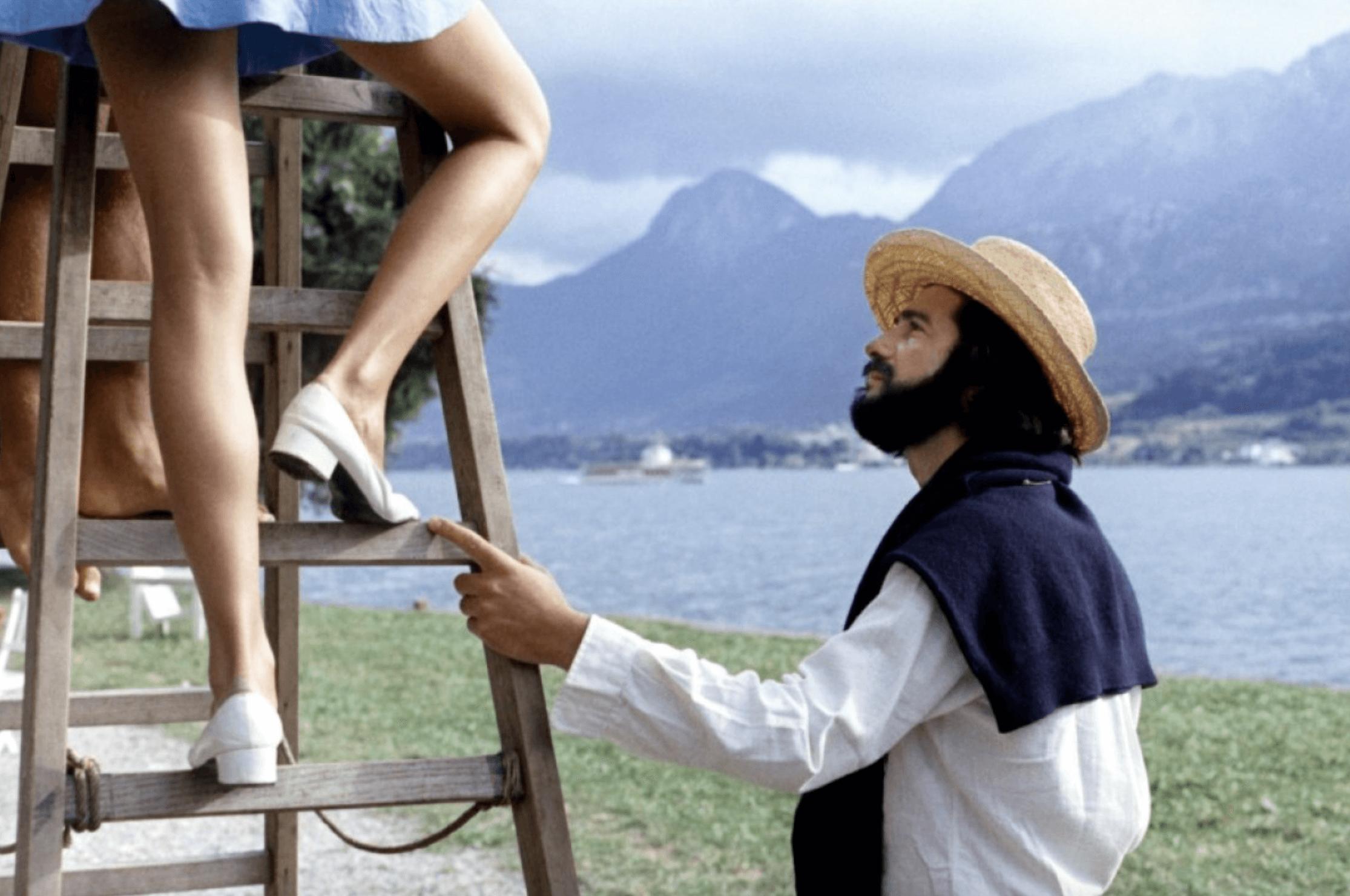 100 anos de Éric Rohmer