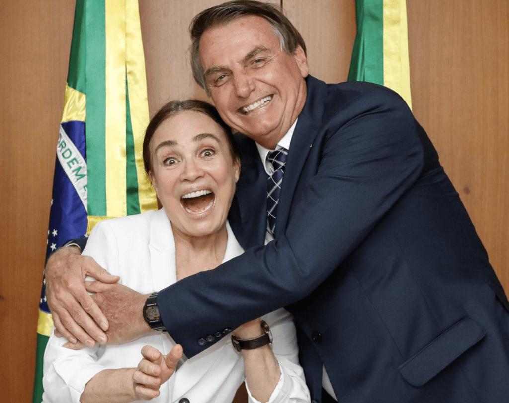 Mais de 500 artistas brasileiros unem-se em repúdio a Regina Duarte