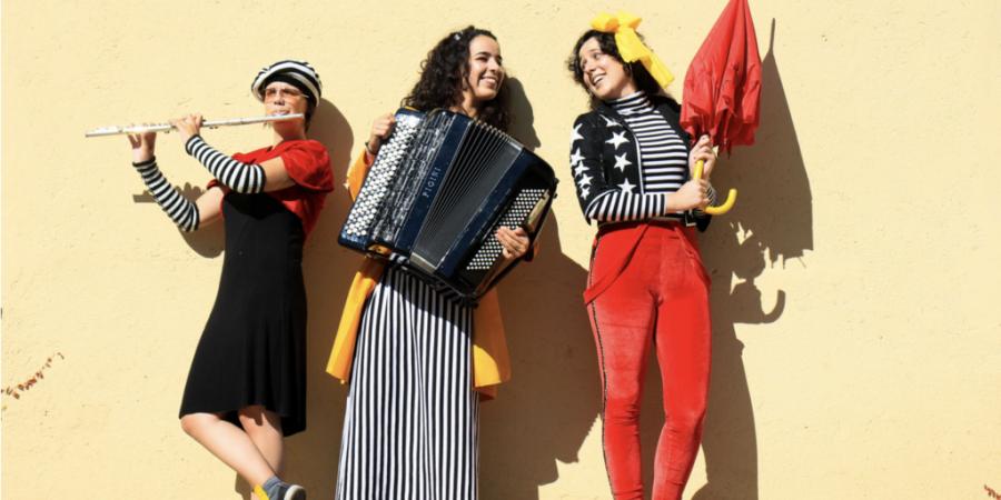 d'Orfeu, em Águeda, vai ter um espetáculo para público infantil e familiar em modo drive-in