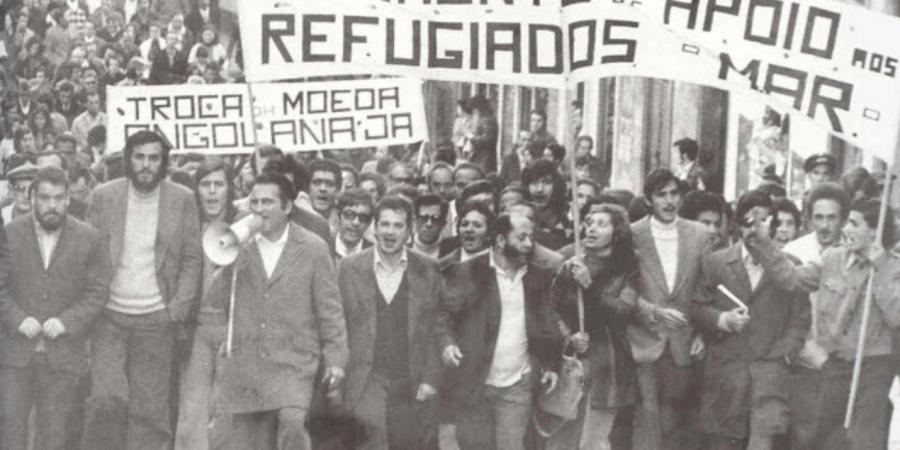 Retornados. O êxodo da população portuguesa de Angola no pós-Guerra Colonial