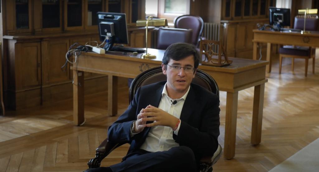 """Entrevista. Miguel Costa Matos: """"Não acho que nos devamos juntar a um partido como forma de clubismo mas sim pelas ideias"""""""