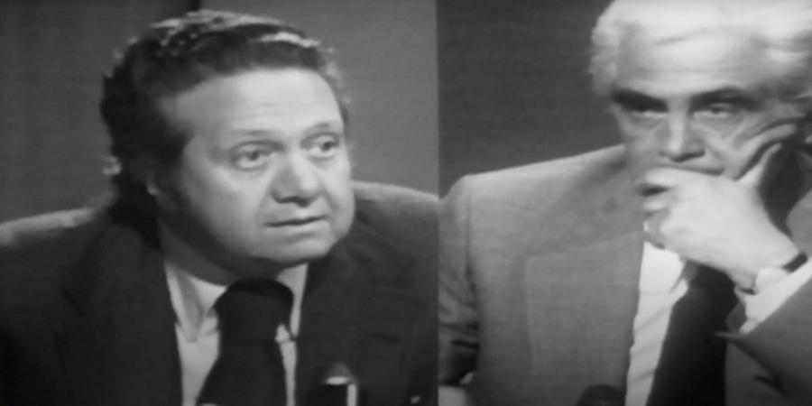 RTP3 exibe debate entre Mário Soares e Álvaro Cunhal para celebrar os 45 anos do embate histórico