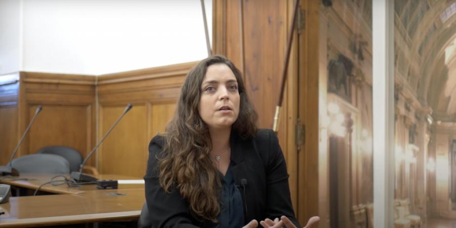 """Entrevista. Alma Rivera: """"Há preconceito sobre o que é ser comunista e intenção de impedir que se perceba o que defendemos e queremos construir"""""""