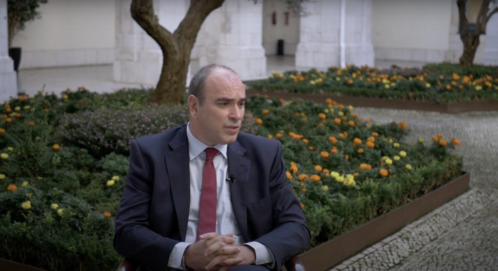 """Entrevista. Pedro Rodrigues: """"Em Portugal temos uma carga fiscal asfixiante. E o nosso sistema fiscal é de 1989"""""""